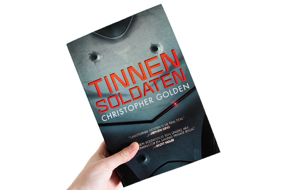 Tinnen Soldaten - Christopher Golden