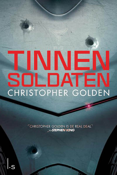 Tinnen soldaten: realistische thriller over robots en terrorisme