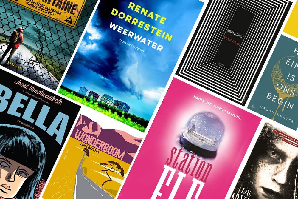 54 post-apocalyptische boeken voor volwassenen