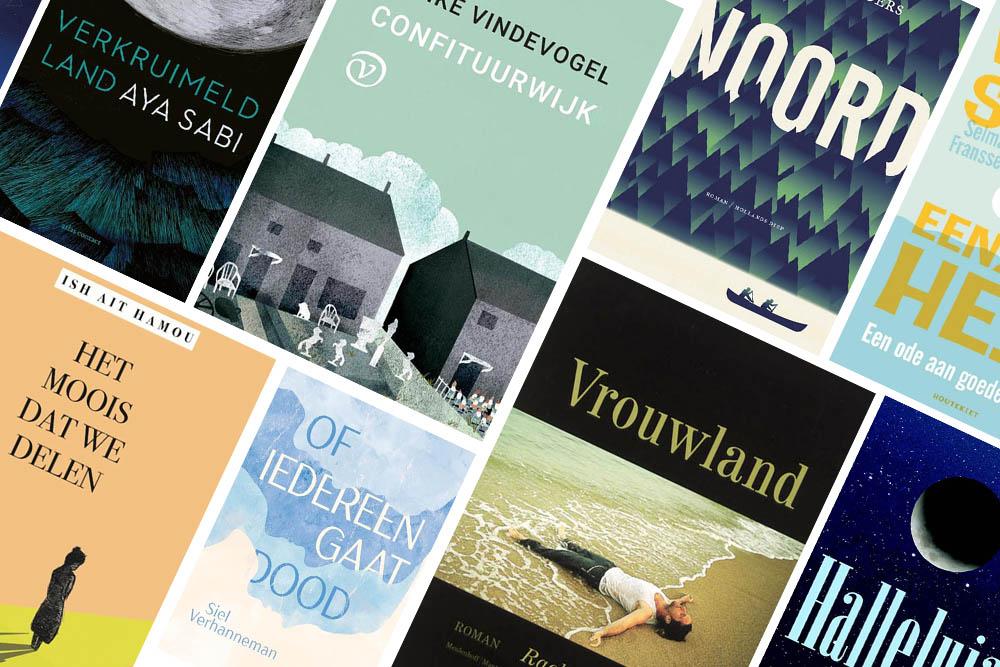 Deze Vlaamse auteurs mag je niet missen!