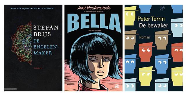 Vlaamse auteurs, Vlaamse boeken
