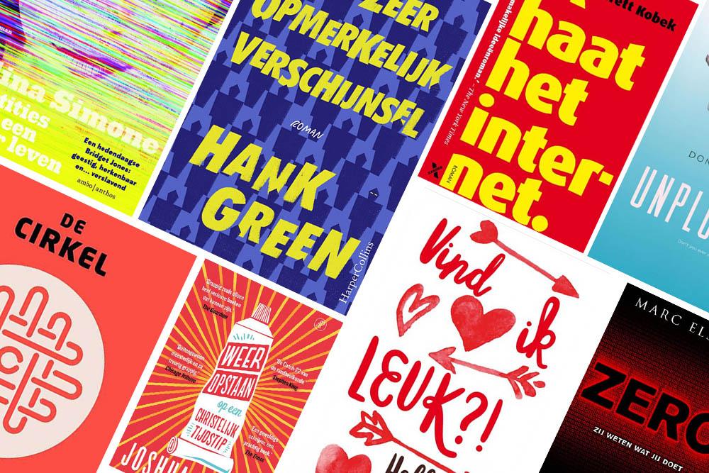 9 boeken over de invloed van internet op ons dagelijks leven