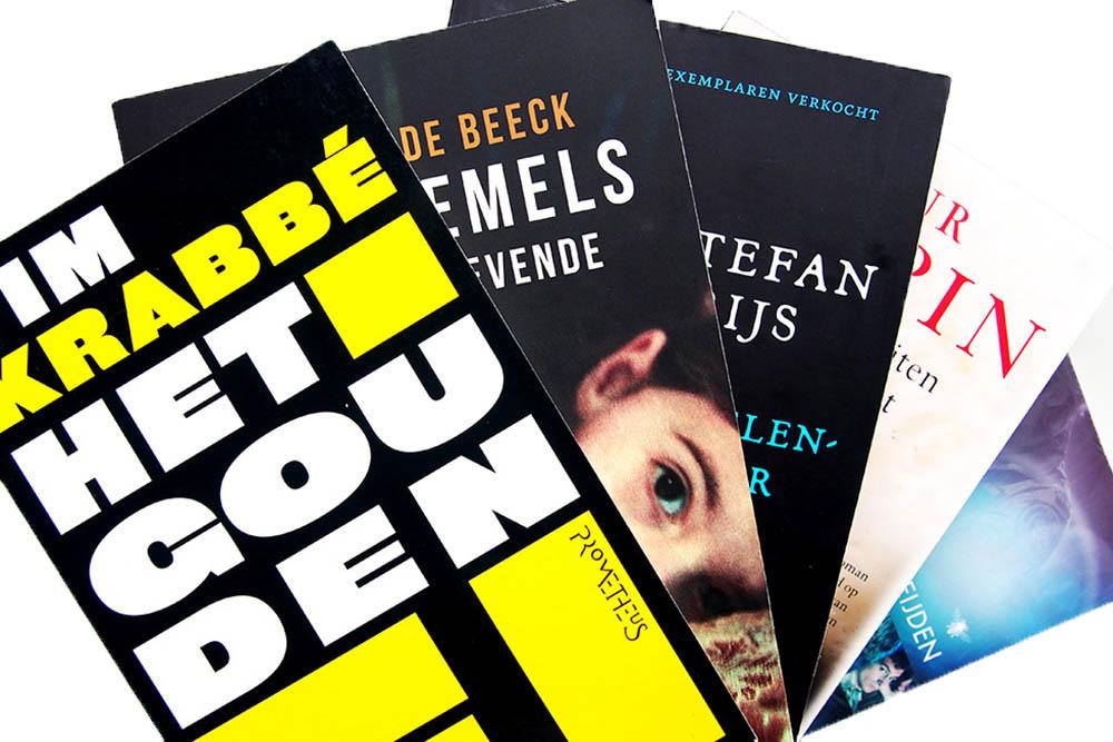 5 boeken voor je literatuurlijst
