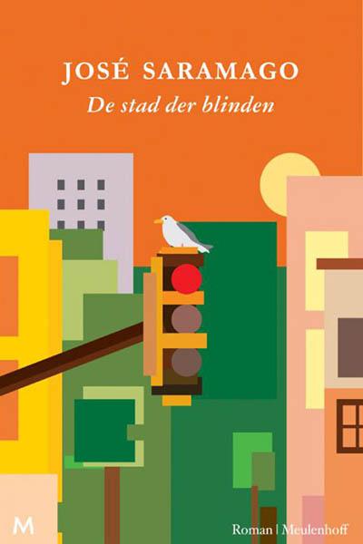 De stad der blinden: met het gezichtsvermogen verdwijnen de normen en waarden