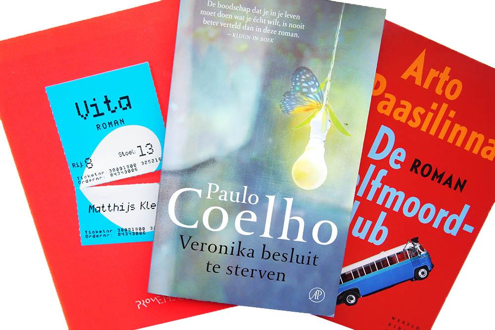 9 boeken over zelfdoding