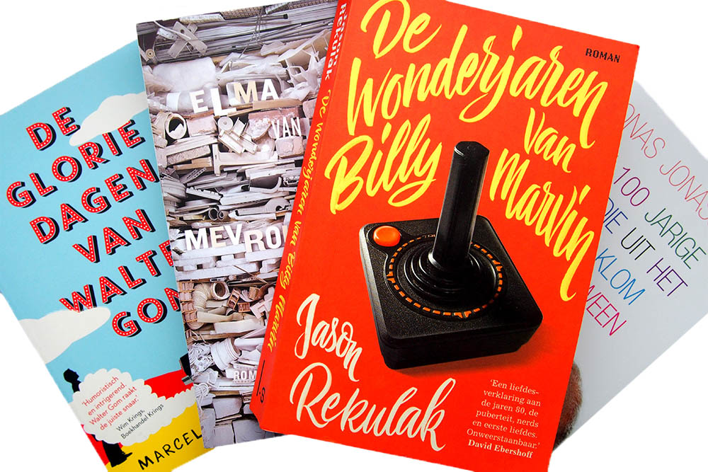 9 feelgood boeken om de wintermaanden door te komen