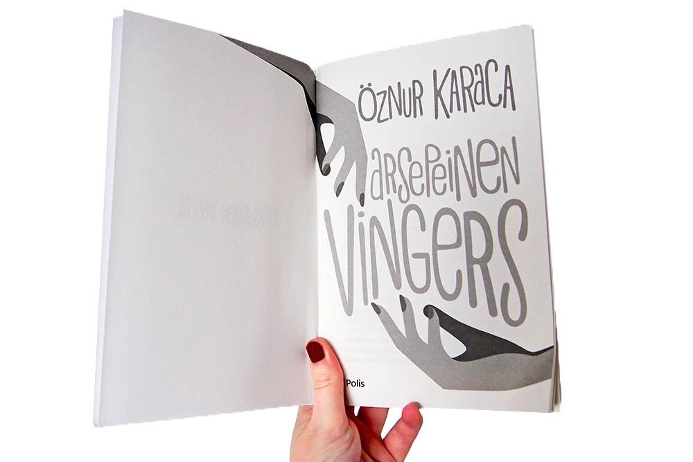 Marsepeinen vingers - Öznur Karaca