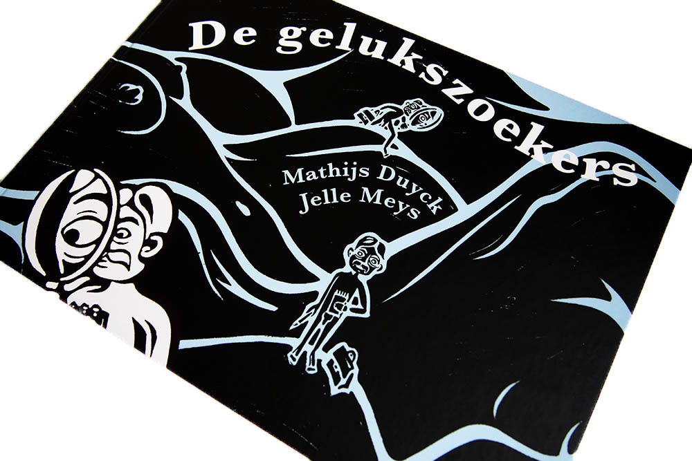 De Gelukszoekers - Mathijs Duyck en Jelle Meys