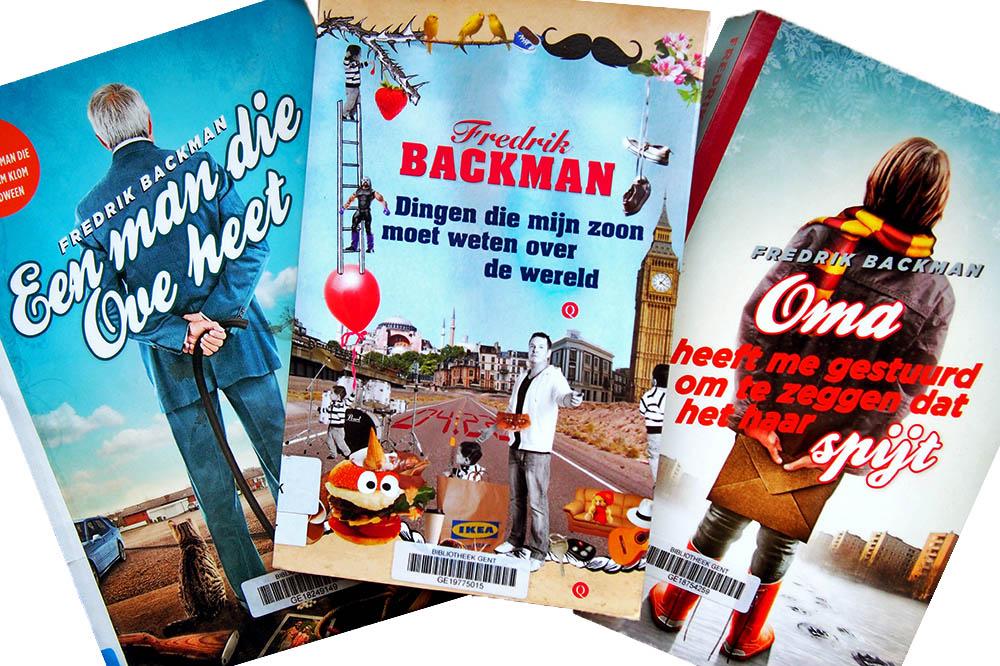 Een man die Ove heet - Fredrik Backman