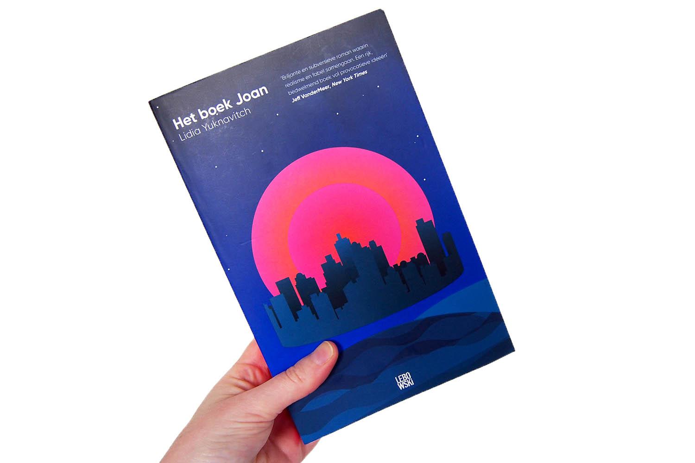 Het boek Joan - Lidia Yuknavitch