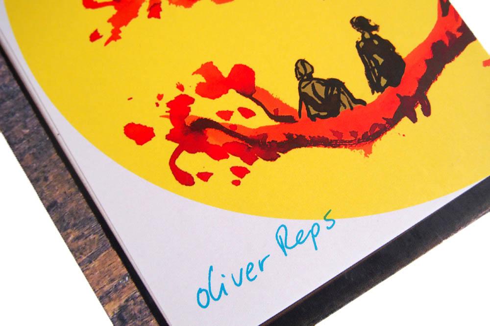 De dag die nooit komt - Oliver Reps