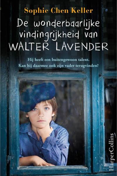 De wonderbaarlijke vindingrijkheid van Walter Lavender: zoektocht naar een verloren boek