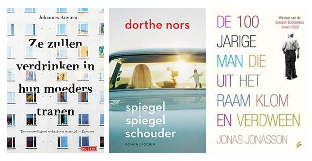 Scandinavische boeken