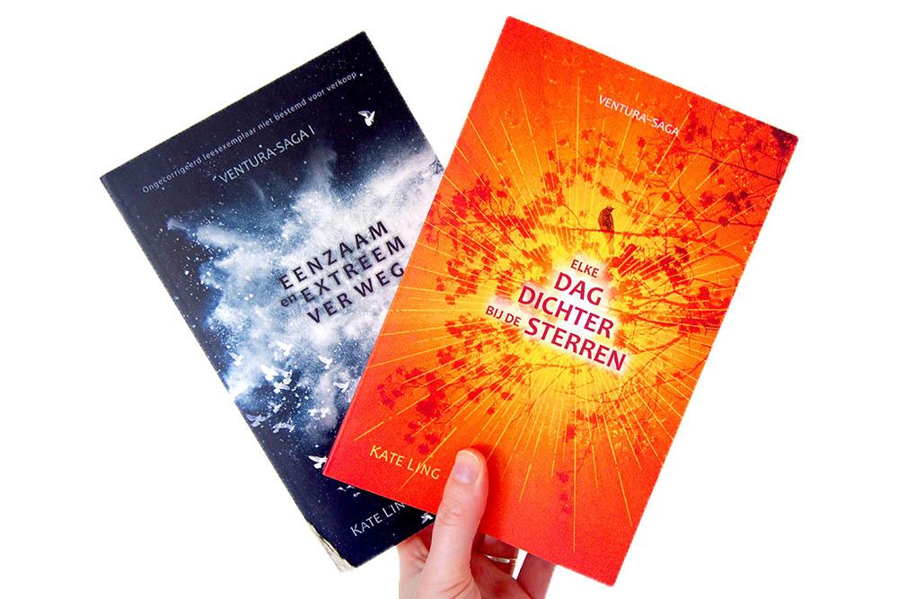 Elke dag dichter bij de sterren - Kate Ling