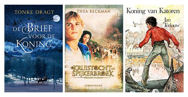 historische jeugdboeken