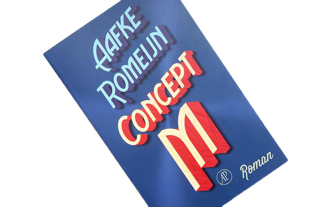 Concept M - Aafke Romeijn
