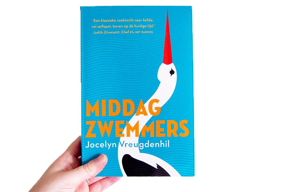 Middagzwemmers - Jocelyn Vreugdenhil
