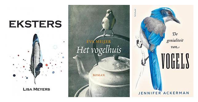 Boeken over vogels