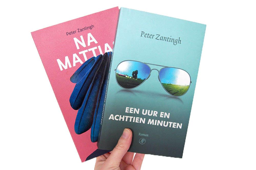 Een uur en achttien minuten - Peter Zantingh