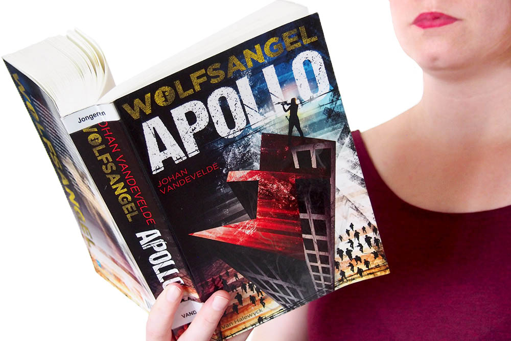 Wolfsangel: Apollo - Johan Vandevelde