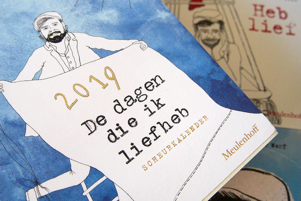 De dagen die ik liefheb - Lars van der Werf