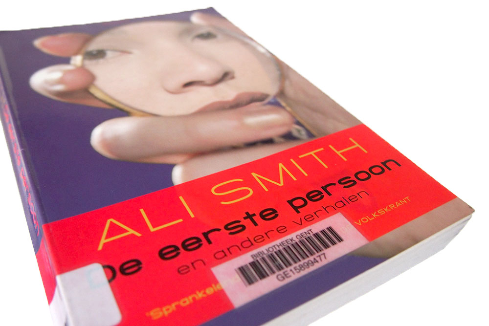 De eerste persoon - Ali Smith