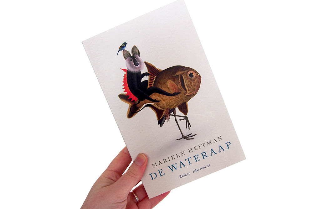 De wateraap - Mariken Heitman
