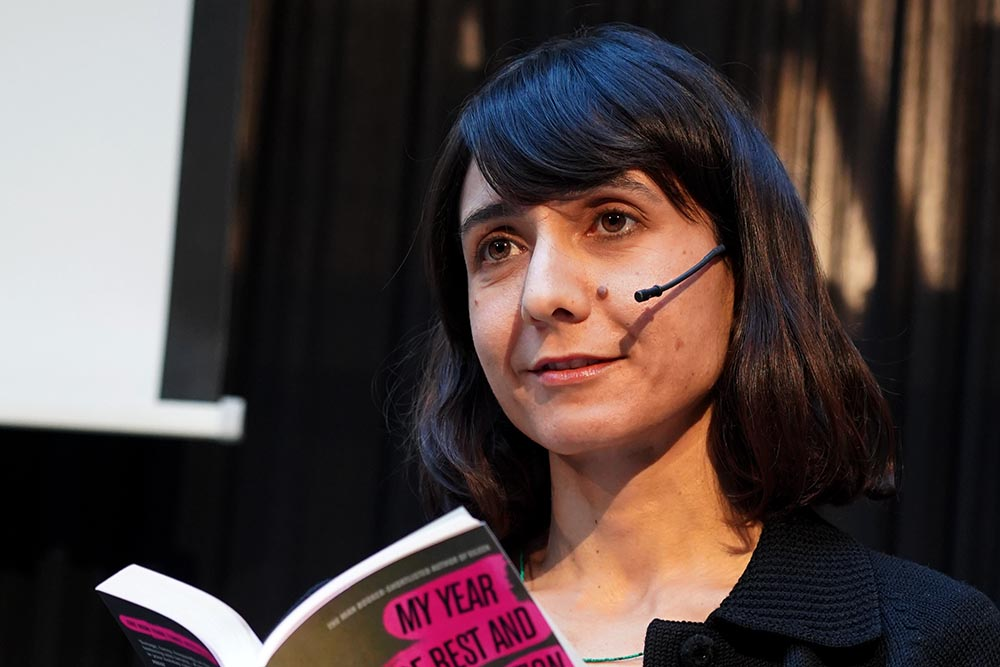 "Ottessa Moshfegh over vervreemding: ""Iedereen is een alien"""