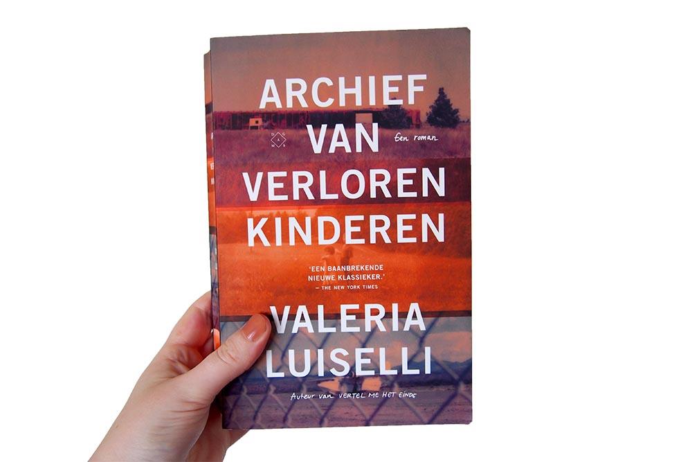 Archief van verloren kinderen - Valeria Luiselli