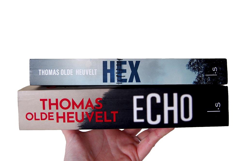 Hex - Echo - Thomas Olde Heuvelt