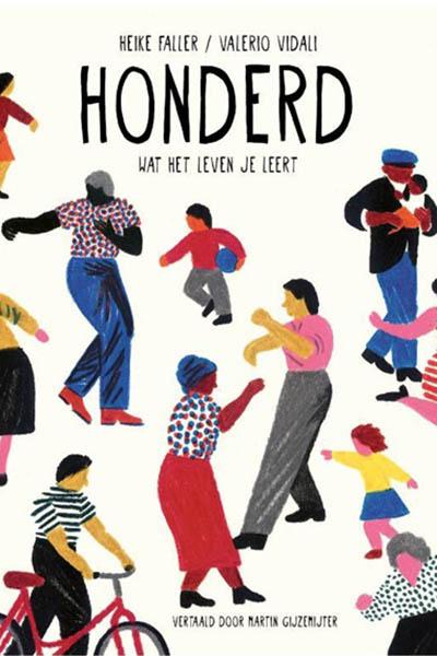 Honderd: een tekening van ieder levensjaar