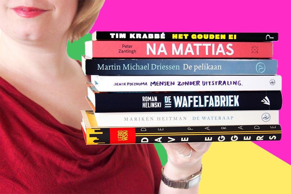 9 prachtige boeken van minder dan 200 pagina's