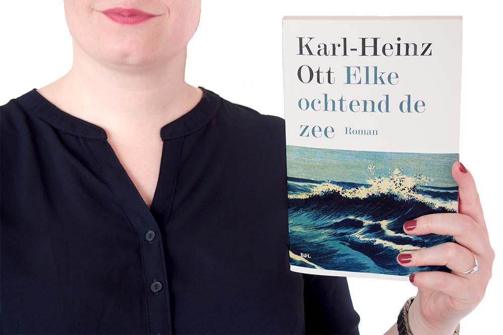 Elke ochtend de zee - Karl-Heinz Ott