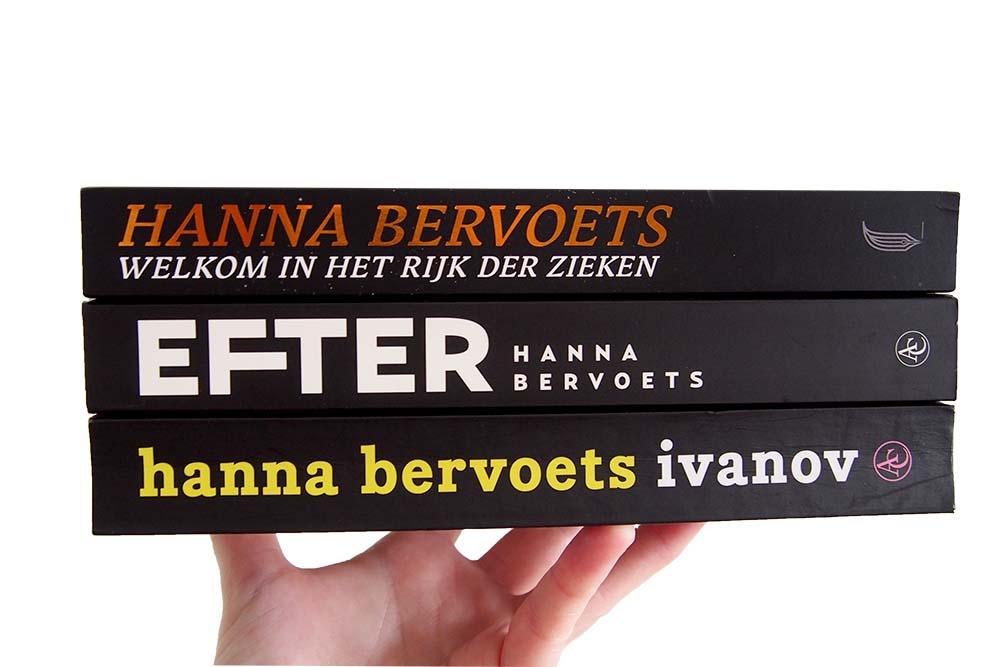 Welkom in het rijk der zieken - Hanna Bervoets