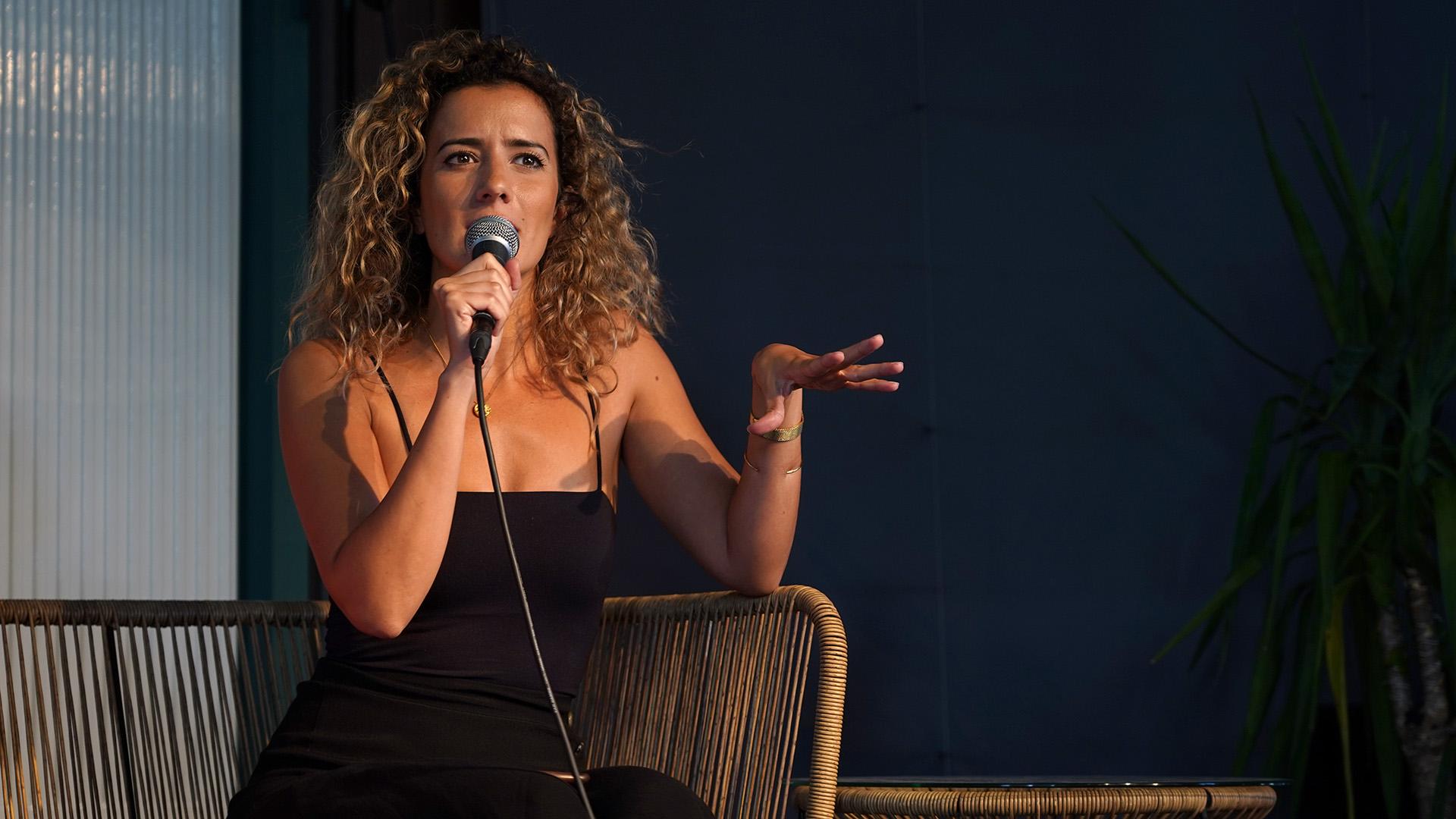 Theater Aan Zee | Yousra Benfquih