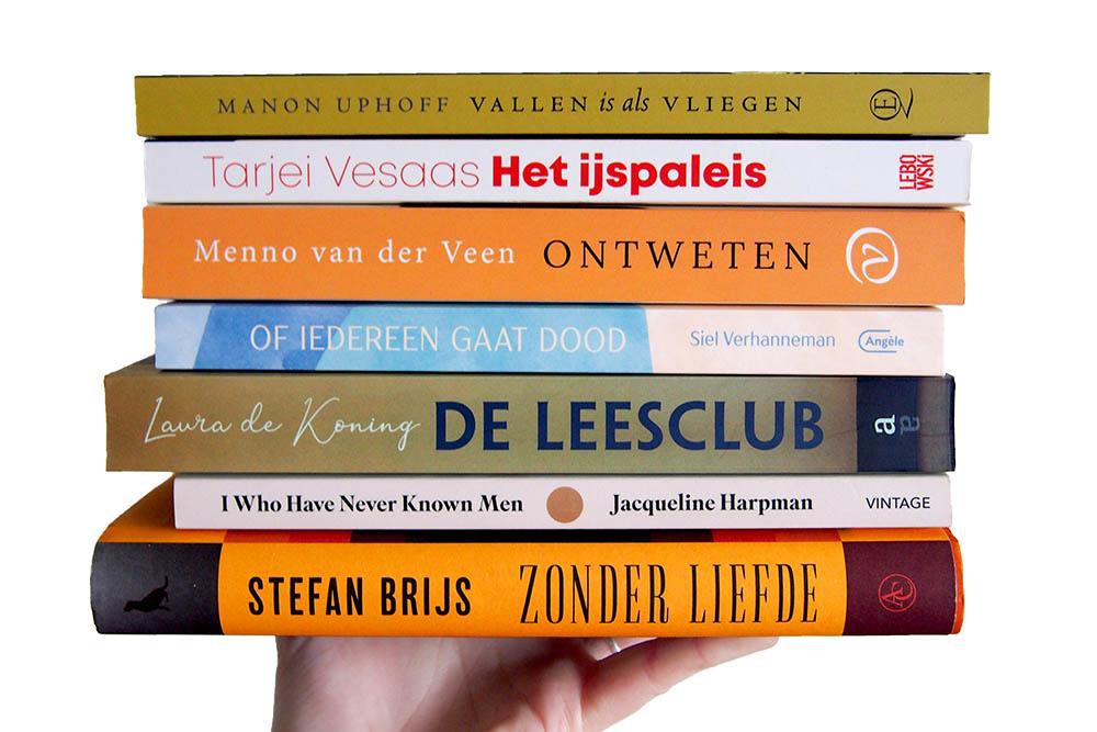 Deze 11 boeken las ik in augustus