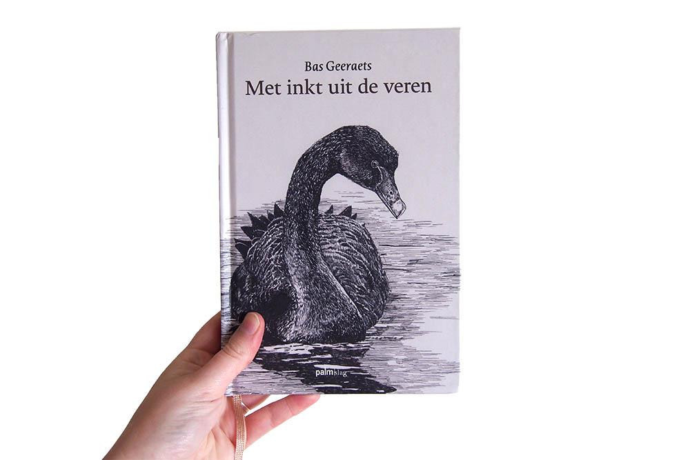 Met inkt uit de veren: vogeltekeningen en gedichten