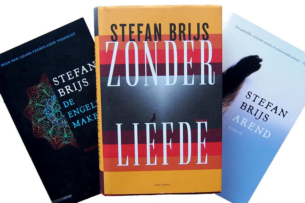 Zonder liefde - Stefan Brijs