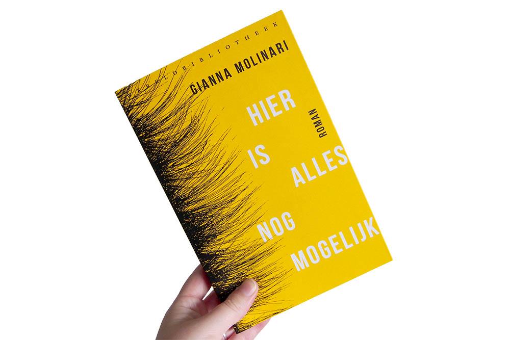 Hier is alles nog mogelijk - Gianna Molinari