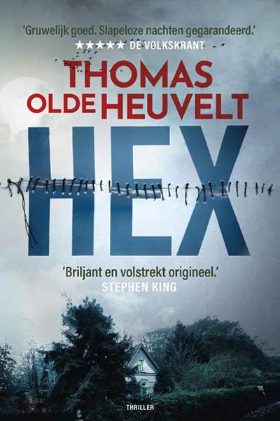 Hex: de Wylerheks houdt een compleet dorp in haar greep
