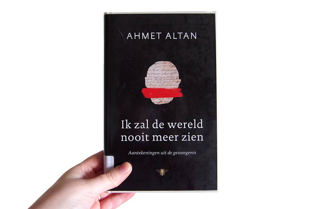 Ik zal de wereld nooit meer zien - Ahmet Altan