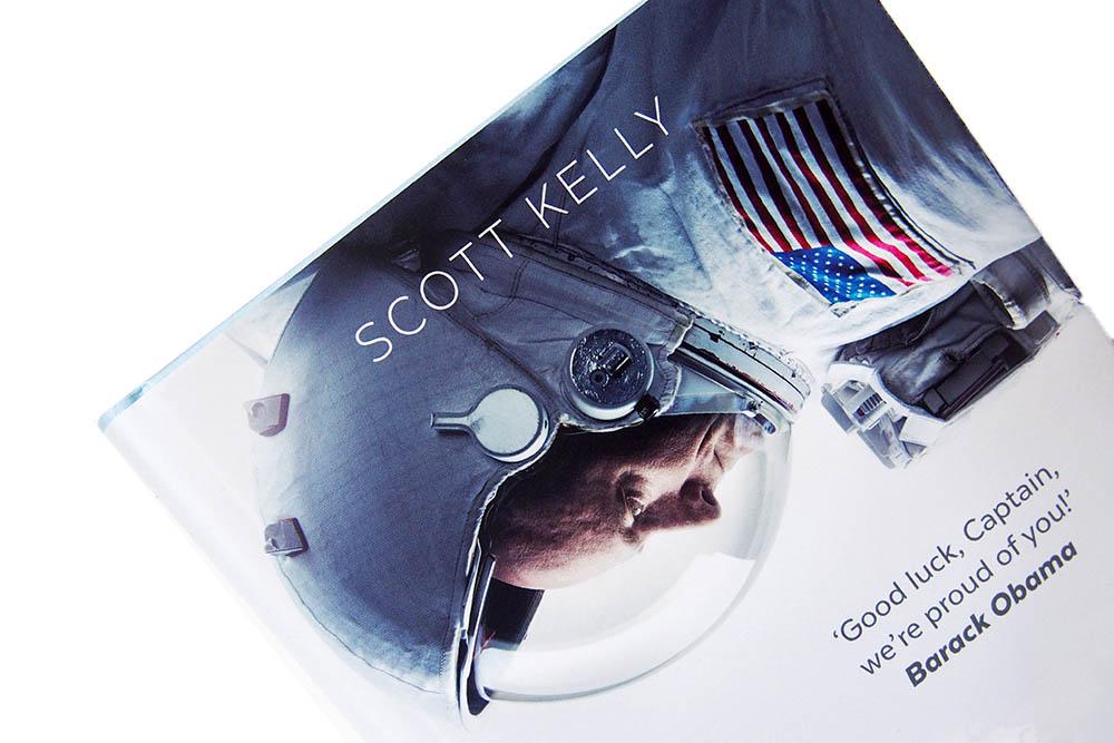 Een jaar in de ruimte - Scott Kelly