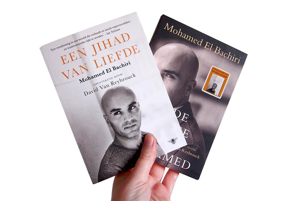 Een jihad van liefde - Mohamed El Bachiri