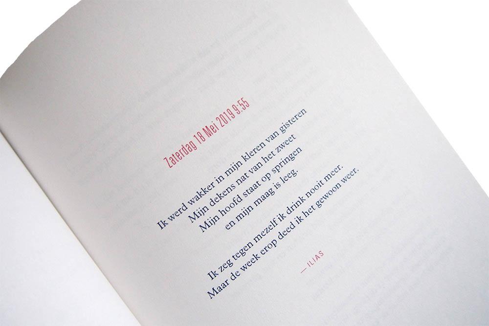 Poëziejongens - Mustafa Kör