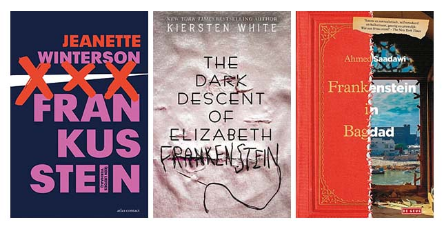 Gelezen in 2019: Frankenstein