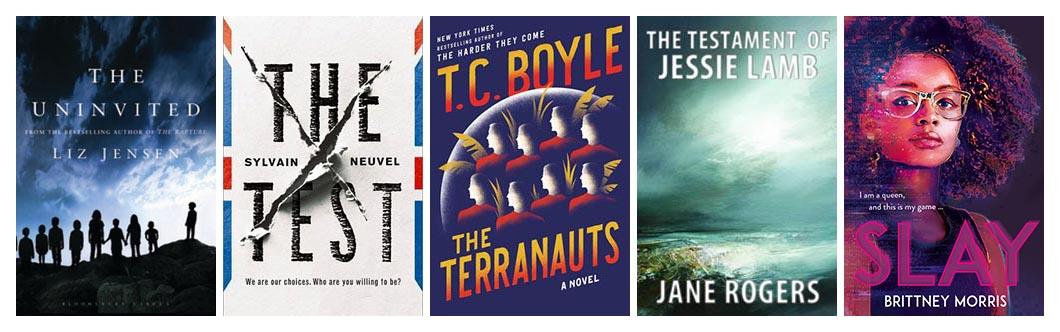 Gelezen in 2019: Science Fiction