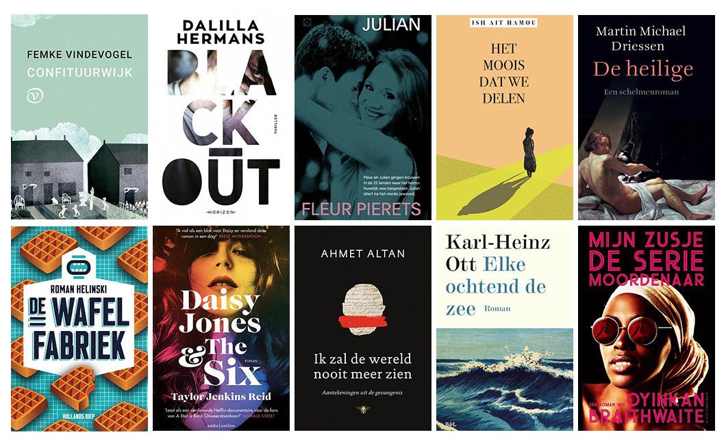 Gelezen in 2019: literatuur