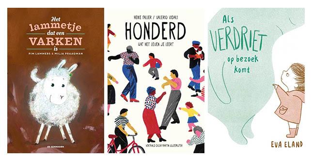Gelezen in 2019: prentenboeken