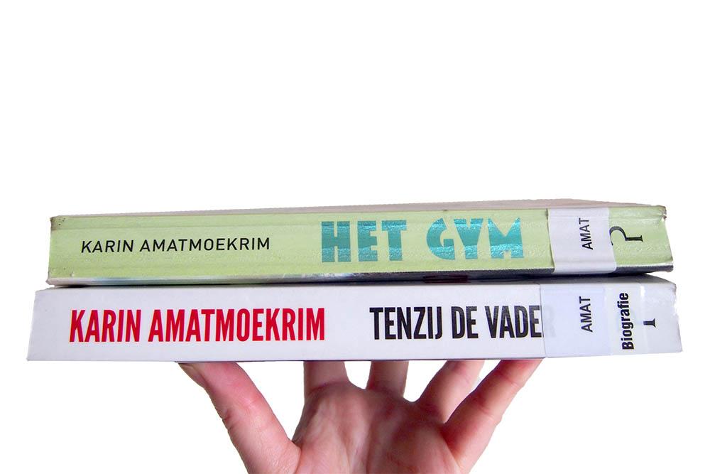Het gym - Karin Amatmoekrim