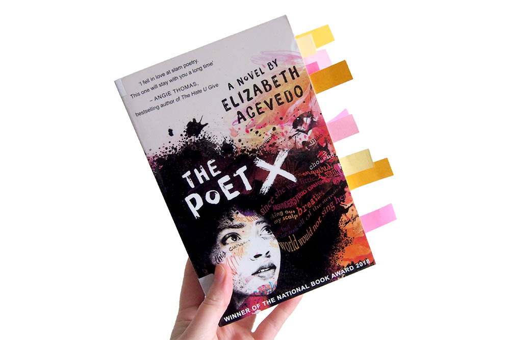 The Poet X - Elizabeth Acevedo